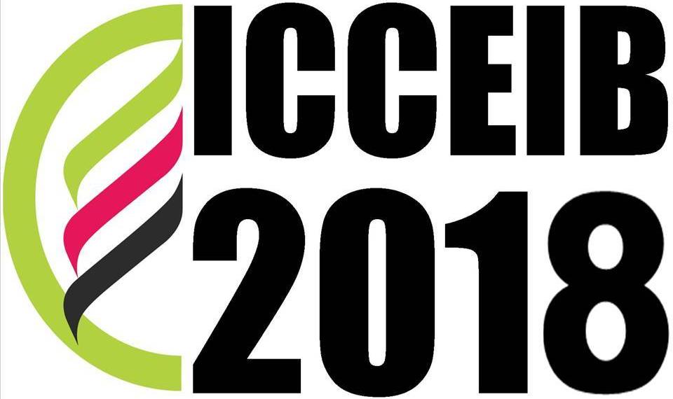 ICCEIB 2018 logo